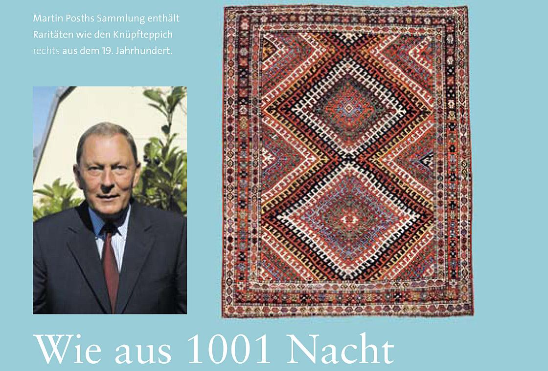 press article of the magazine wohn design